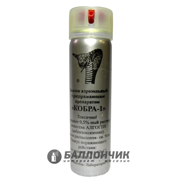 Газовый баллончик Кобра 1 МВД (100 мл.)